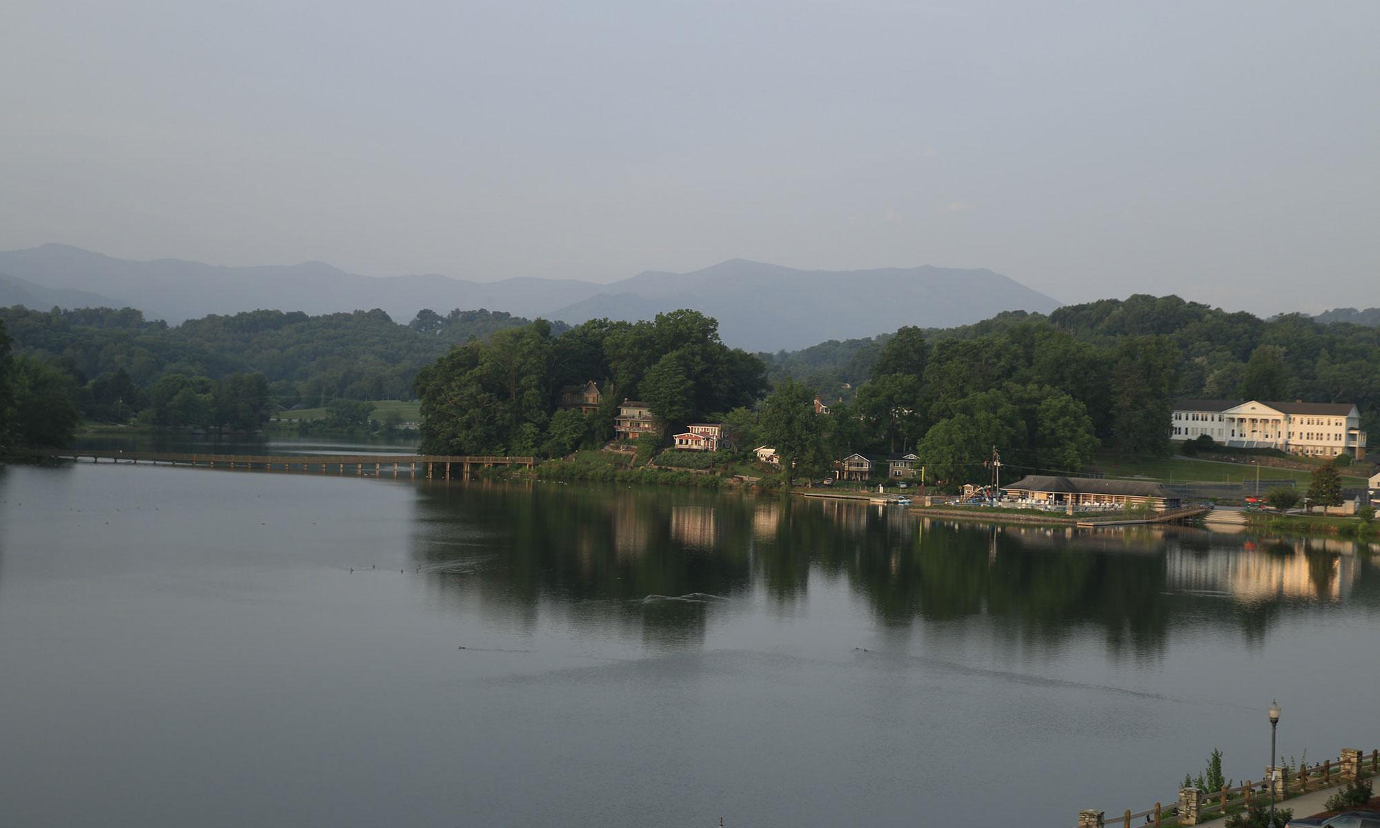 Accommodations at Lake Junaluska